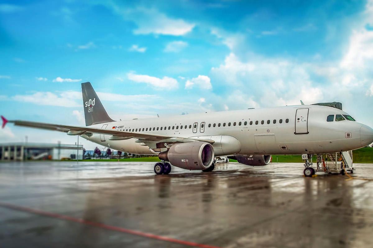 Neue Airline Unter Vertrag Fliegen Ab Braunschweig